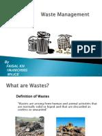 wastte mgt