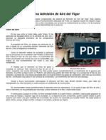 Mantenimiento sistema de admisión aire HONDA y ACURA VIGOR