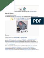 Dc Motor Wiki