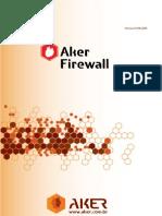 AkerFirewall 6.5.1 Pt Manual 003 000