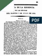 San Felices 26 Junio 1812