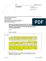 Derecho a Vivienda Digna.informeonu.2