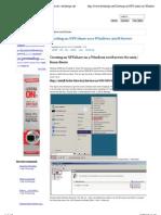 Creating an NFS Share on a Windows 2008 Server | Techietips.net