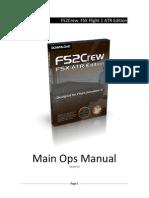 FS2Crew ATR Main Ops