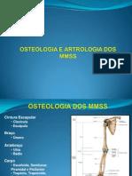 Osteologia e Artrologia Dos MMSS