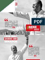 Razones Por Rene Juarez Cisneros -Senador