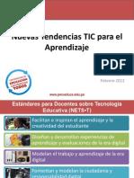 Nuevas Tendencias TIC Para El Aprendizaje2