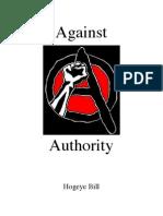 Against Authority