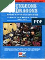 [D&D 3.0 - Ita] - Avventura - La Rocca Sulle Terre Di Confine