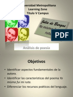 Julia de Burgos - Análisis de Poesía
