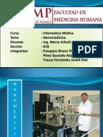 Nanotecnología Médica
