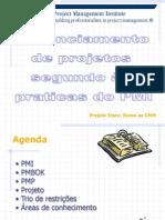 Gerenciamento de Projeto-PMI
