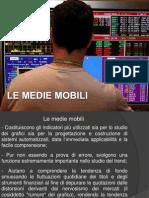 4 - Analisi Tecnica Dei Mercati Finanziari - Le Medie Mobili