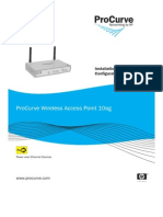 Hp Procurve Wireless 420 c02566277