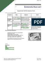 Ehs.columbia.edu Ergo Evaluate Tool