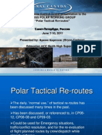 Polar Tactical Reroutes