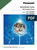 TGP500 550 Admin Guide