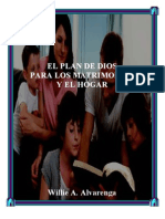 El Plan de Dios Para Los Matrimonios y El Hogar Por Willie Alvarenga