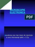LP 3 - Microscopie electronica