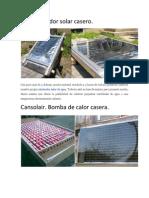 or Solar Casero