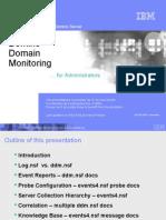 Domino Domain Monitoring for Administrators
