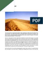 Desert of Power