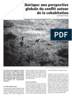 Loup ibérique Ruben Portas gazette 42