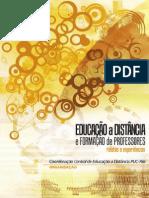 EDUCAÇÃO A DISTÂNCIA E FORMAÇÃO DE PROFESSORES