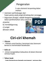 Asas Pembinaan Khemah (KRS)