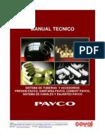 Manual Pavco Tuberia Presion y Sanitaria