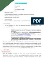 ATIVO CIRCULANTES - disponibilidades