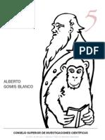 Los libros de Darwin