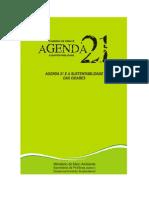 Agenda 21 e a Sustentabilidade Das Cidades