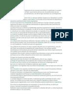 Los mecanismos de autorregulación de los recursos renovables