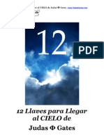12 Llaves Para Llegar Al CIELO de Judas Gates v2.4