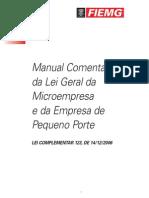 Estatuto Das Micro e Pequenas Empresas Comentado