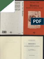 Bioética Marciano Vidal