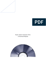 Sony Philips Super Audio CD (SACD) White Paper