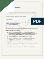 Fundamentos de Antropología - Clase nº01 - Práctico