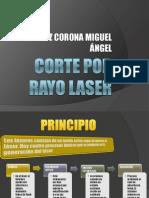 Corte Por Rayo Laser