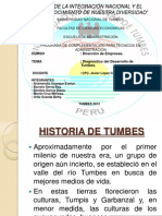 DIAGNOSTICO DE TUMBES