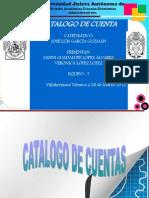 Catalogo de Cuentas Diapo