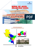 Asis Hospital Regional 2006