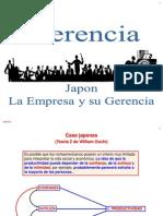 4 Japón la empresa y su Gerencia