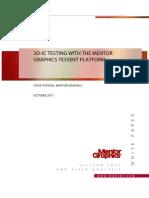 Mentor 3d Testing