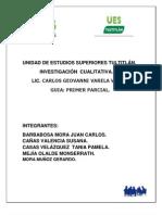 UNIDAD DE ESTUDIOS SUPERIORES TULTITLÁN