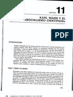 Ekelund y Hebert-Karl Marx y El Socialismo Cientifico