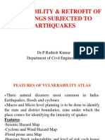 Vulnerability and Retrofit of r.c. Buildings Lecture IV (1)