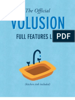 Ecommerce Features by Volusion