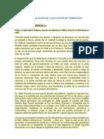 DEDUCCION Y APLICACIÓN DE LA ECUACIÓN DE TORRICELLI